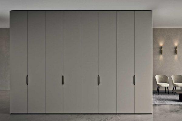 armadio senza maniglia