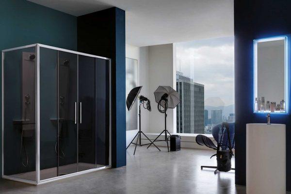 cabina doccia completa