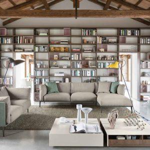 Libreria zona living