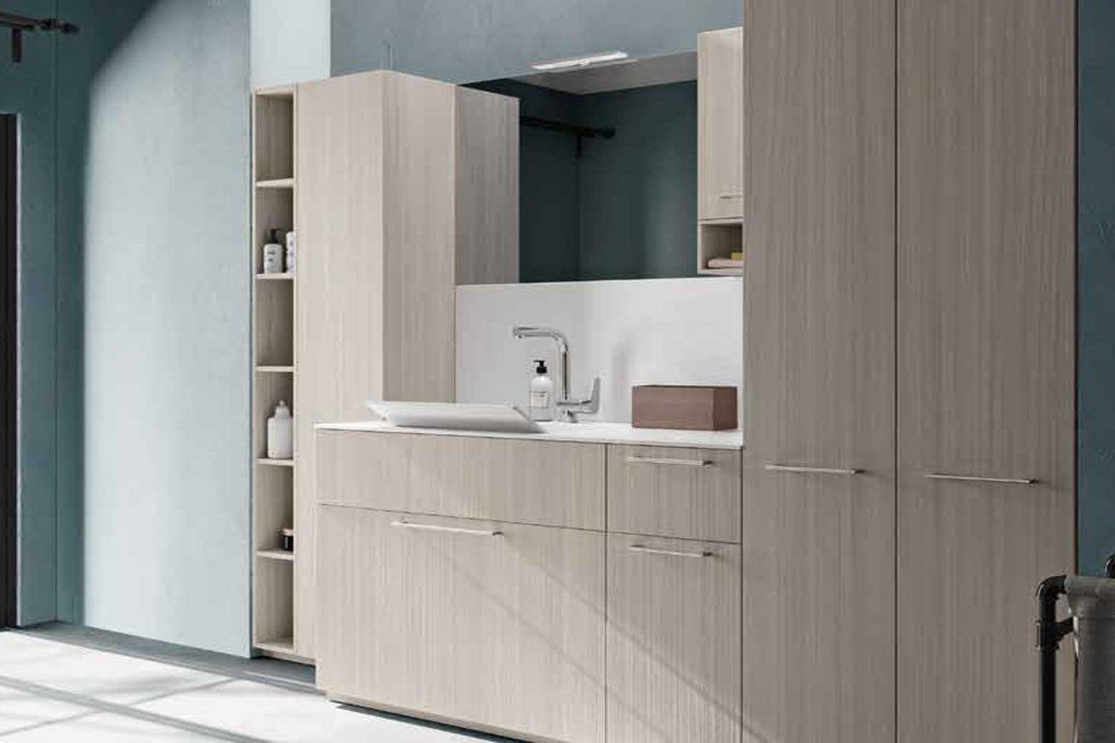 Colonna Per Lavatrice E Asciugatrice lavanderia , lavanderia domestica, stireria, locali di servizio