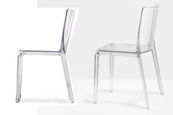 Set 4 sedie Blitz di Pedrali - Radaelli arredamenti