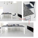 tavolo allungabile moderno