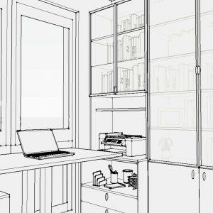 progettare ufficio