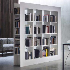 libreria arredamento