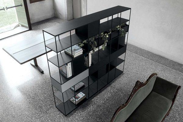 libreria verticale